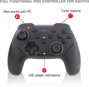 Nyko Wireless Core Controller for Nintendo Switch