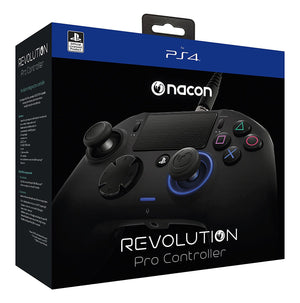 Nacon Revolution Pro Controller for PS4 - Black