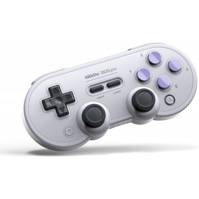 8Bitdo SN30 Pro Bluetooth GamePad - SN Edition