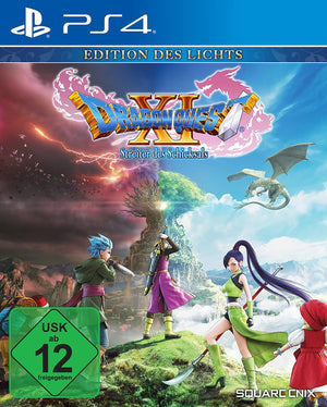 PS4 Dragon Quest XI: Echoes of an Elusive Age