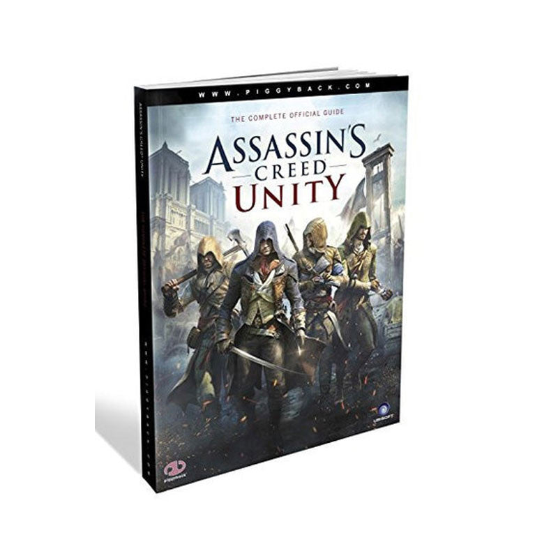 Assassin's Creed Unity Strategy Guide