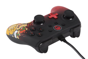PowerA Wired Controller for Nintendo Switch - Bowser