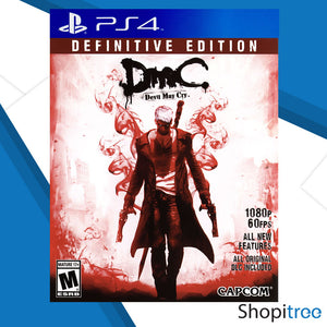 PS4 Devil May Cry: Definitive Edition