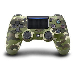 Sony Official New DualShock 4 CUH-ZCT2 Series Wireless Controller for PS4 - Green Camouflage