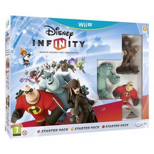 Wii U Disney Infinity Starter Pack / US (English)