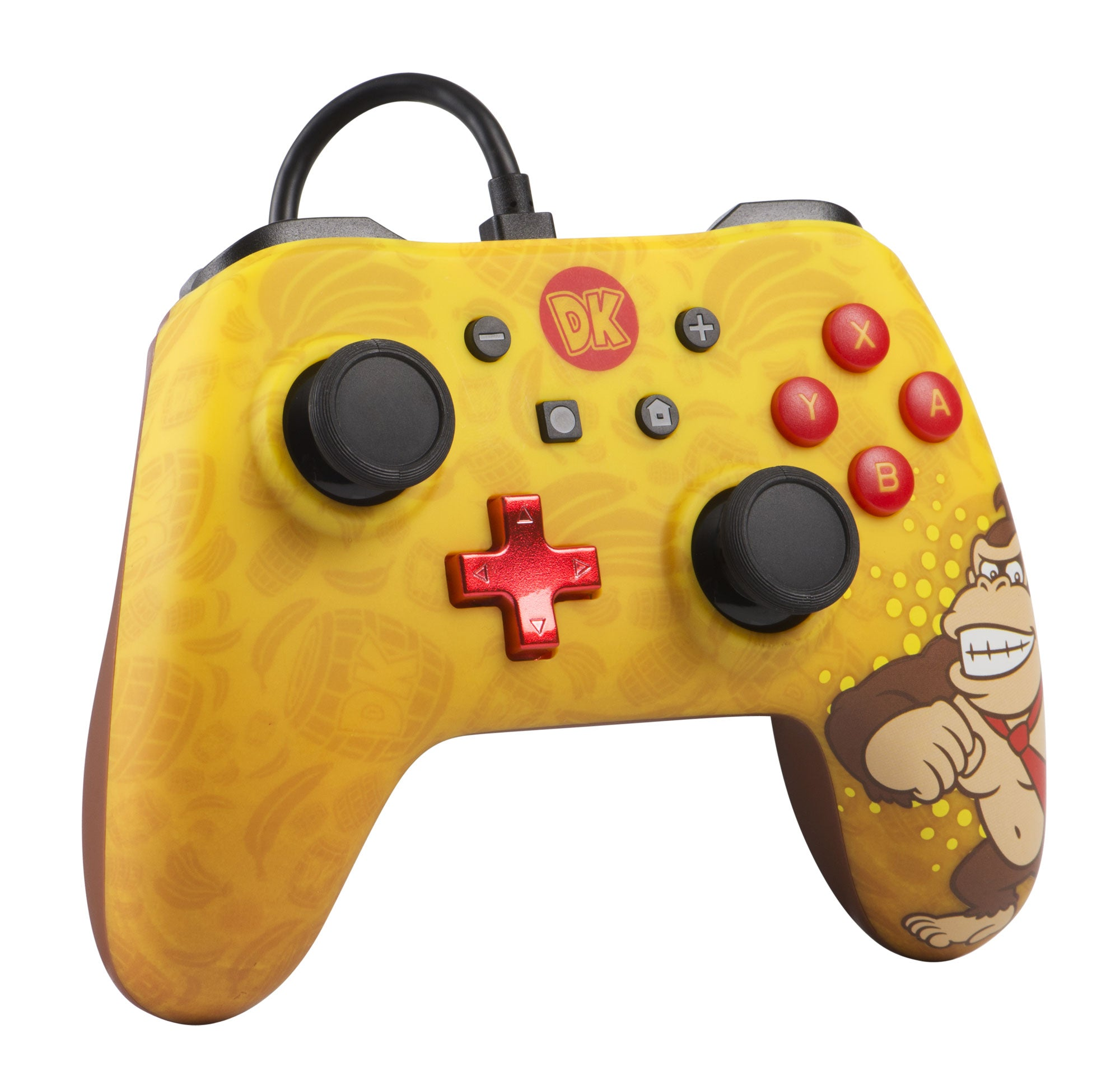 PowerA Wired Controller for Nintendo Switch – Donkey Kong