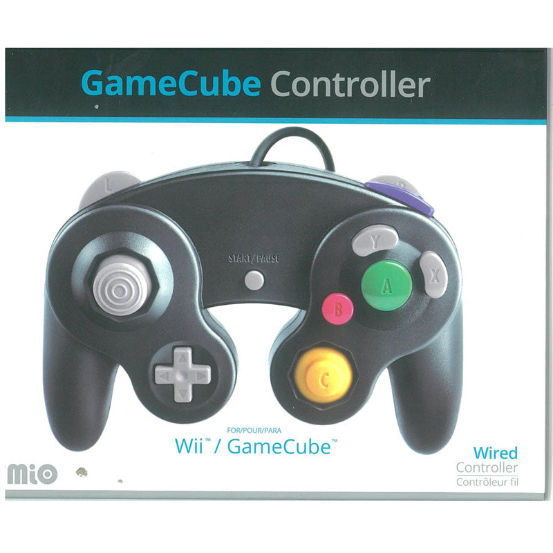 Emio Gamecube Wired Controller for Wii / Wii U