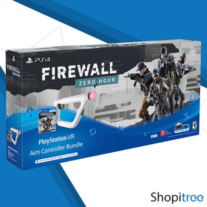 PS4 Firewall Zero Hour with Aim Controller Bundle (VR Required)