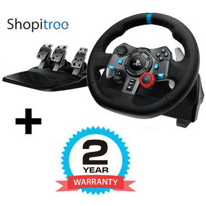 Logitech / G G29 Driving Force Steering Wheel  (for PS4/PS3/PC)