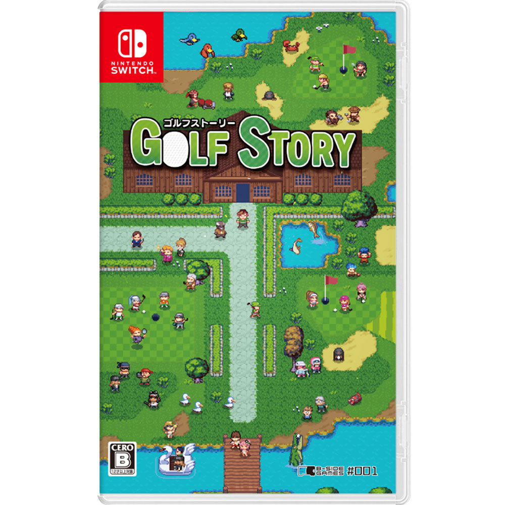 Nintendo Switch Golf Story