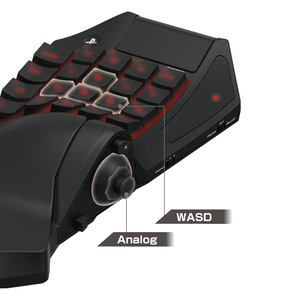 Hori Tactical Assault Commander (Mechanical Keypad Type M1) for PC/PS3/PS4