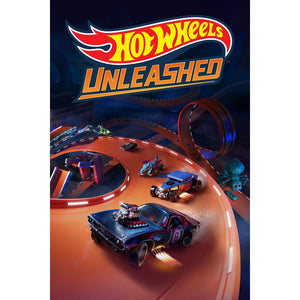 PS4 Hot Wheels Unleashed