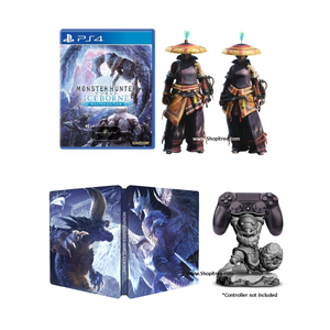 PS4 Monster Hunter World: Iceborne [Master Edition]