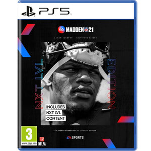 PS5 Madden NFL 21 [NXT LVL Edition]