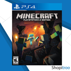 PS4 Minecraft: PlayStation 4 Edition