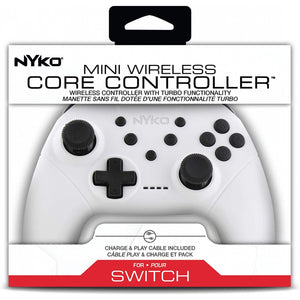 Nyko Mini Wireless Core Controller for Nintendo Switch