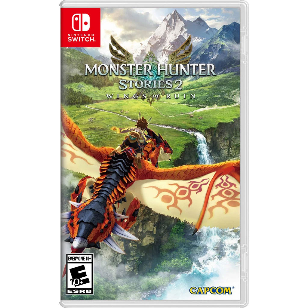 Nintendo Switch Monster Hunter Stories 2: Wings of Ruin