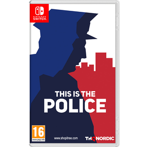 Nintendo Switch This is the Police