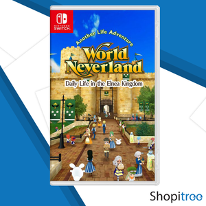 Nintendo Switch World Neverland: Daily Life in the Elnea Kingdom