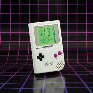 Nintendo Game Boy Alarm Clock