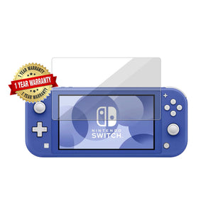 Nintendo Switch Lite Console Blue + 1 Year Warranty By Singapore Nintendo Distributor (Maxsoft)