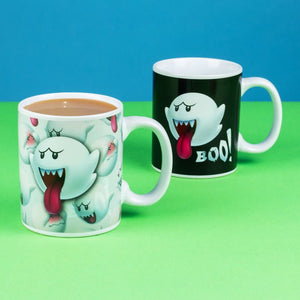 Super Mario Boo Heat Change Mug