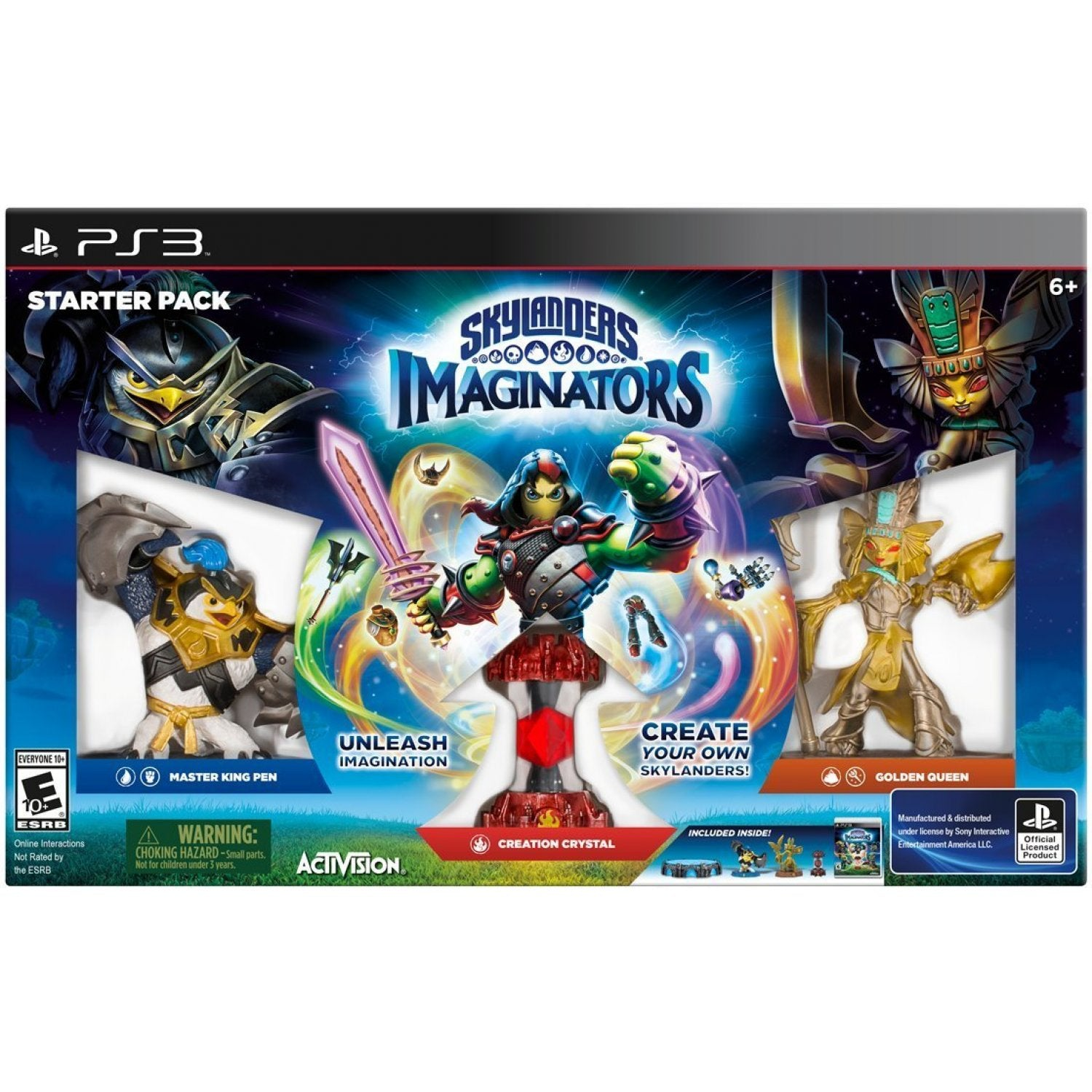 PS3 Skylanders Imaginators (Starter Pack)