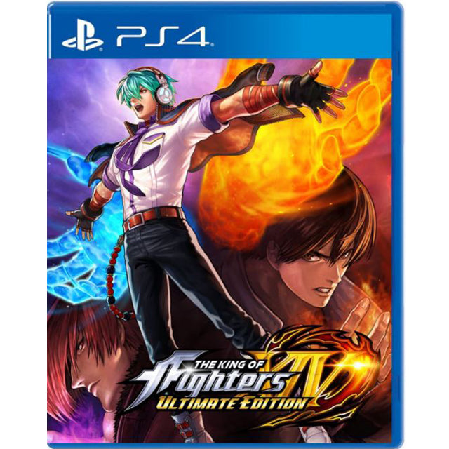 PS4 The King Of Fighters XIV [Ultimate Edition]