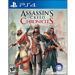 PS4 Assassin's Creed Chronicles