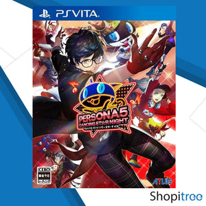 PS Vita Persona 5: Dancing Star Night (Chinese)