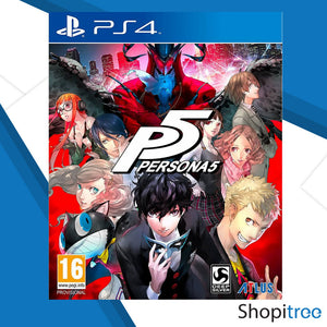 PS4 Persona 5 (PlayStation Hits)