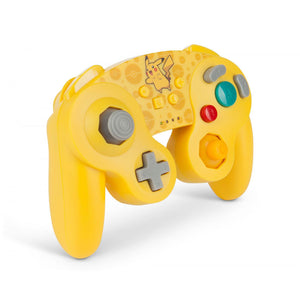 PowerA Pikachu GameCube Style Wireless Controller for Nintendo Switch