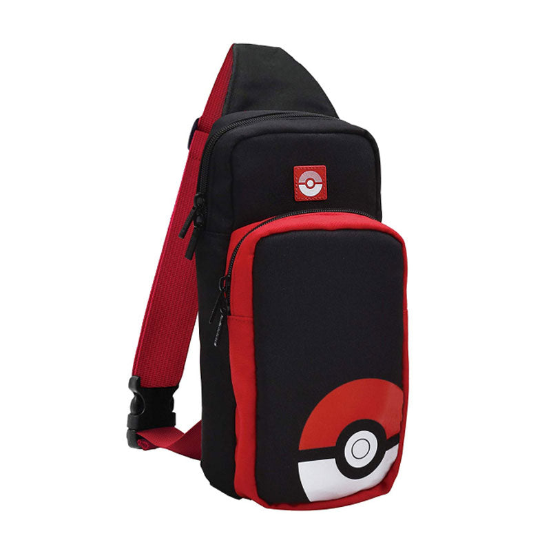 Hori Pokeball Shoulder Pouch for Nintendo Switch
