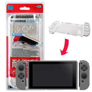 PD Detachable Crystal Case for Nintendo Switch