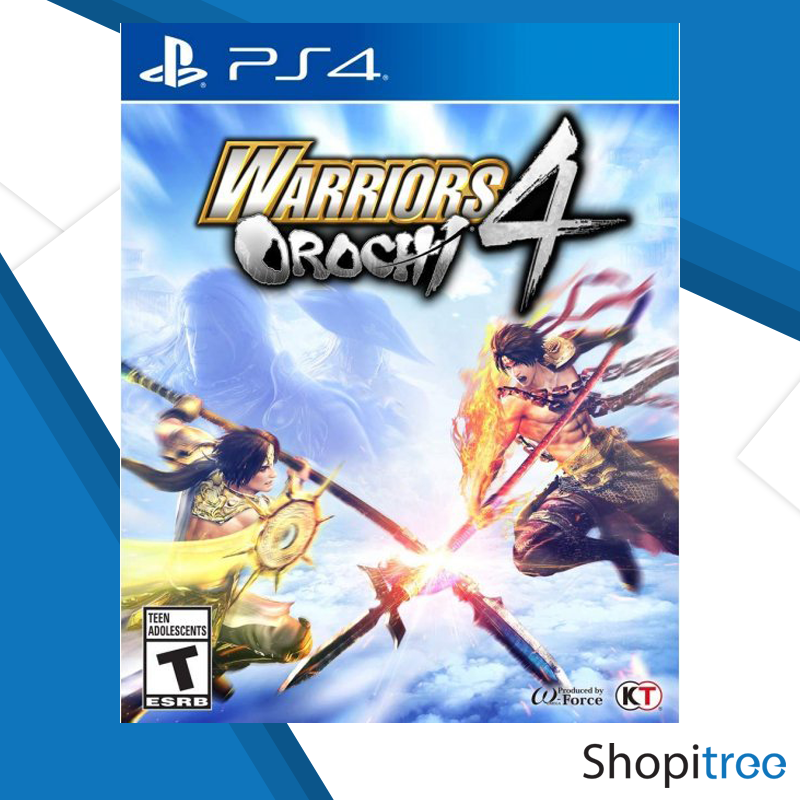 Warriors Orochi 4 Cover: Category Game Page 5