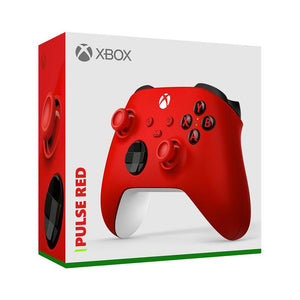 XBox Series Wireless Controller - Pulse Red + 3 Months Local Warranty