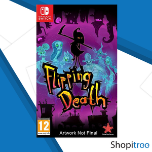 Nintendo Switch Flipping Death