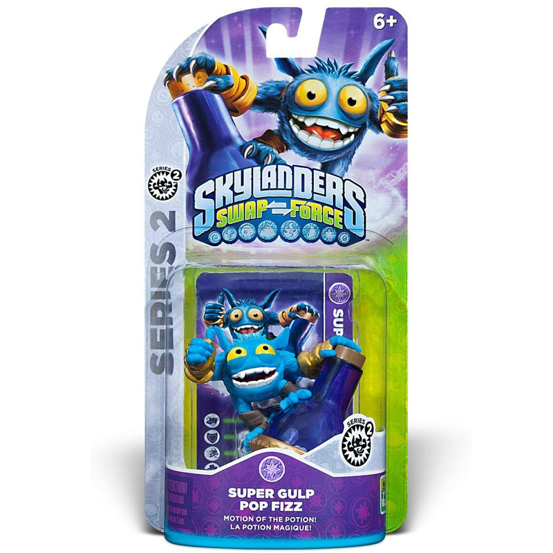 Skylanders SWAP Force: Super Gulp Pop Fizz Series 2 Character