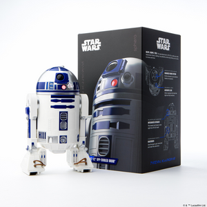 Sphero Star Wars App-Enabled Droid R2 - D2 with FREE Force Band*