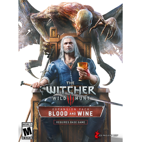witcher 3 blood and wine kickass