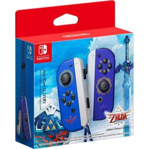 Nintendo Switch Official Joy-Con Controllers (The Legend of Zelda: Skyward Sword)
