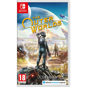 Nintendo Switch The Outer World