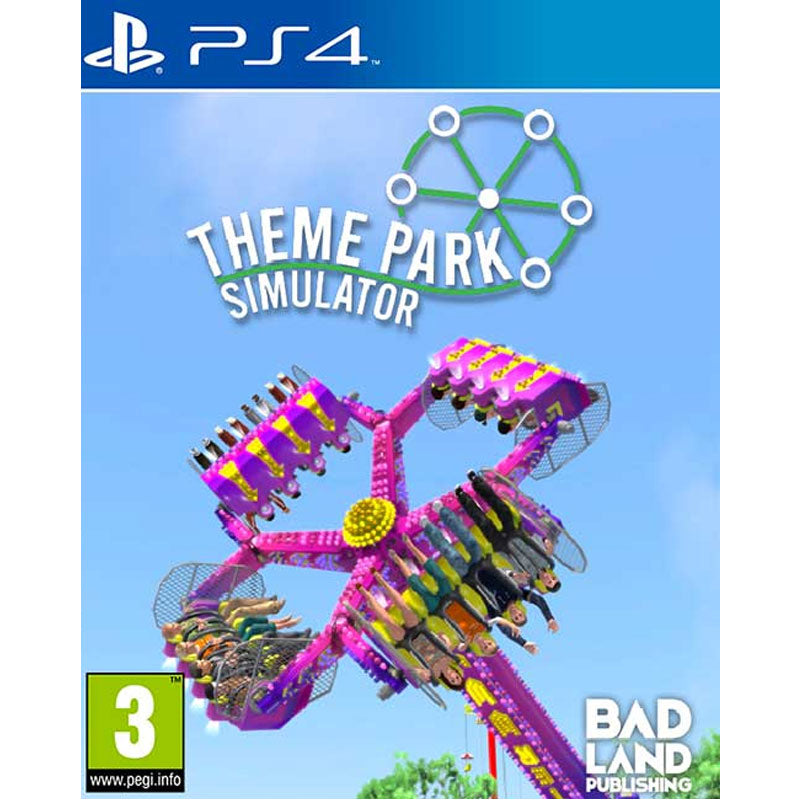 PS4 Theme Park Simulator