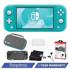 Nintendo Switch Lite Console + 1 Year Warranty By Shopitree