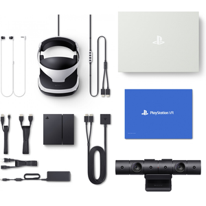 Sony PlayStation VR w PS4 Camera + 1 Year Local Sony Warranty (Version 2)