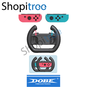 Dobe Controller Direction Manipulate Wheel Grip Handle for Nintendo Switch (Set of 2)