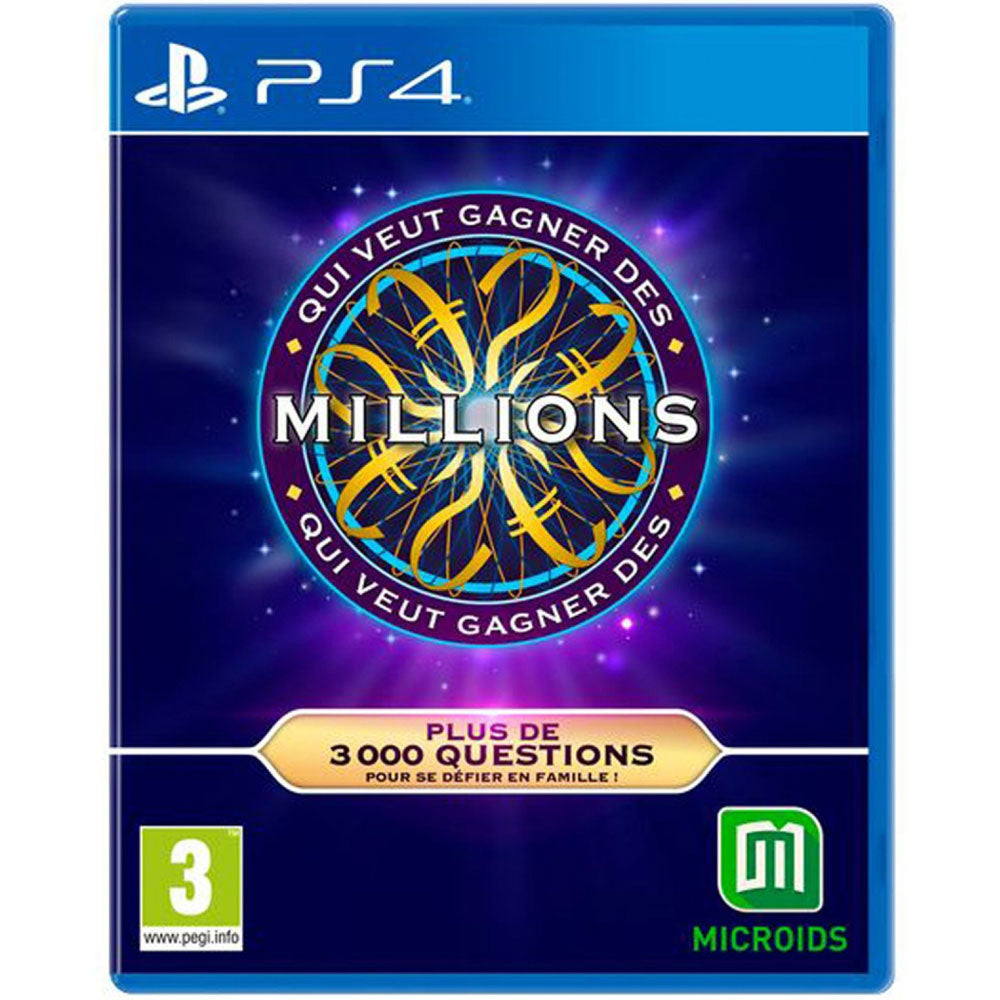 PS4 Who Wants To Be a Millionaire?