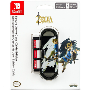 PDP Nintendo Switch Secure Game Case - Zelda Edition
