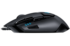 [Bundle Deal] Logitech G213 Prodigy RGM Gaming Keyboard + G402 Hyperion Fury Ultra Fast FPS Gaming Mouse