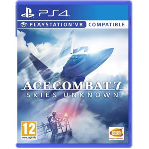 PS4 Ace Combat 7 Skies Unknown